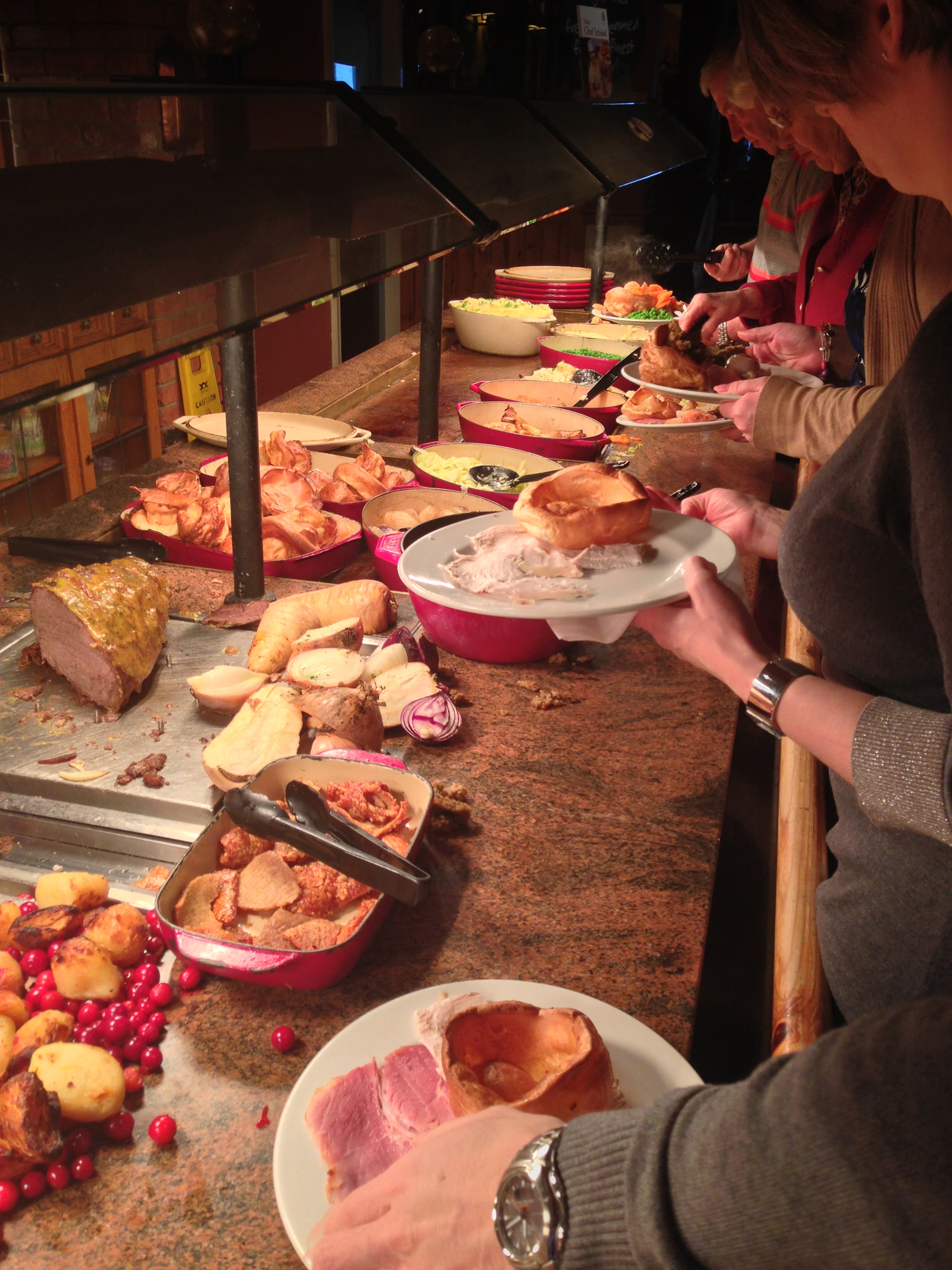 Toby Carvery Wakefield A Cornishman Cooks