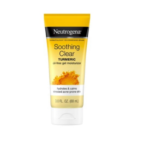 Neutrogena Soothing Clear Calming Turmeric Gel Moisturizer 3fl.oz/88ml