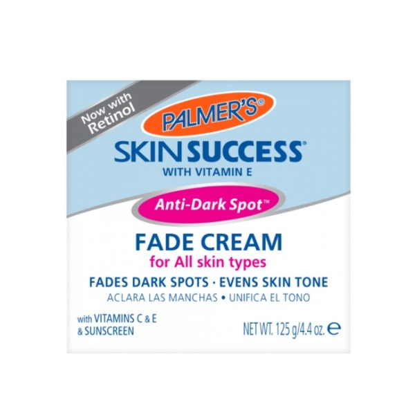 Palmer's Skin Success Anti Dark Spot Fade Cream For All Skin Types 4.4oz./125g