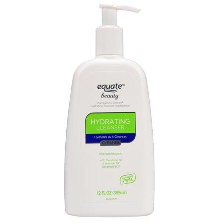 Equate Beauty Hydrating Cleanser, 12 fl.oz/355ml