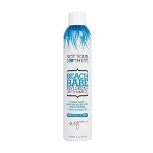 Not Your Mothers Beach Babe Dry Shampoo, Toasted Coconut 7oz/198g
