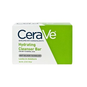 CeraVe Hydrating Cleanser Bar 4.5oz./128g