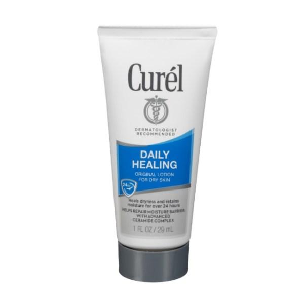 Curel Daily Moisture Original Lotion for Dry Skin 1fl.oz./29ml.