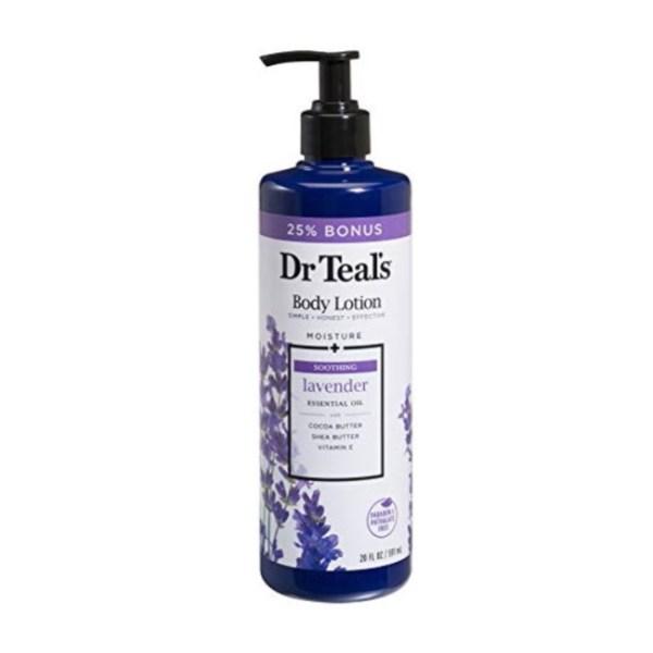 Dr Teal's Body Lotion Lavender 20oz