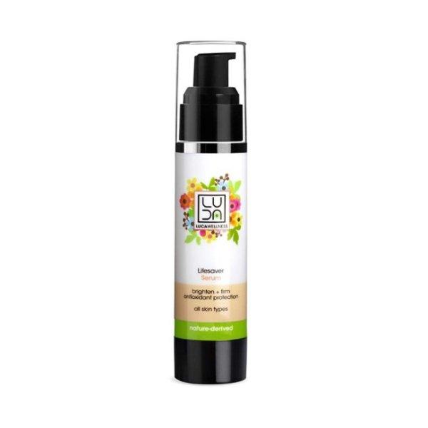 Luca Wellness Lifesaver Serum, All Skin Types 1.7fl.oz/50ml
