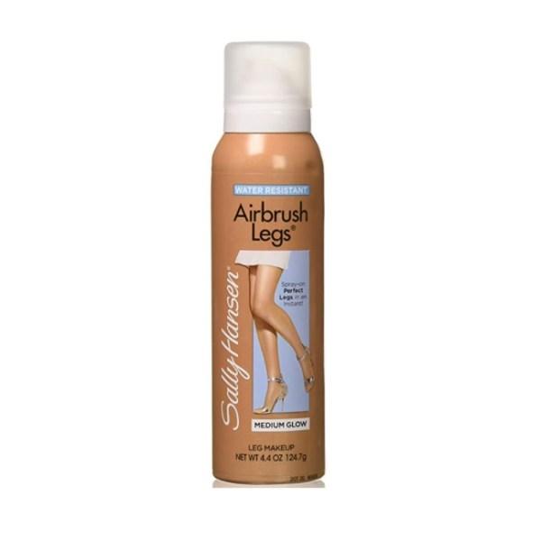 Sally Hansen Air Brush Leg Spray-On, Medium Glow 124.7g/4.4oz