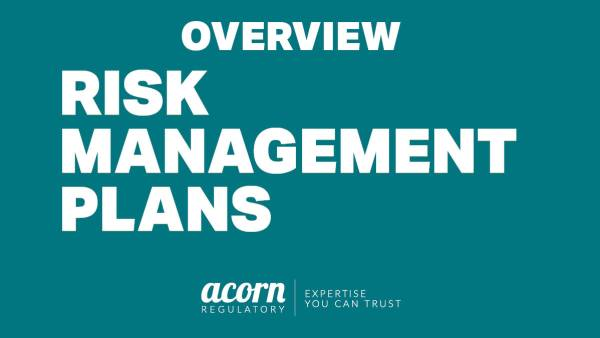 Risk Management Plans