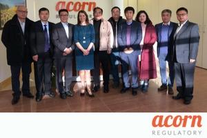 Chinese Pharmaceutical Companies Visit Acorn Regulatory