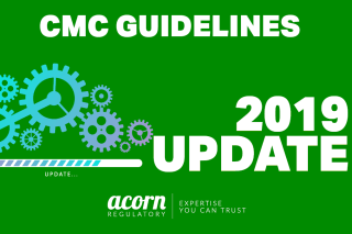 CMC Guidelines Update