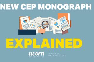Interpreting New CEP Monograph
