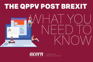 What Happens QPPV Post Brexit