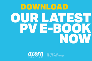 PV update Acorn Regulatory