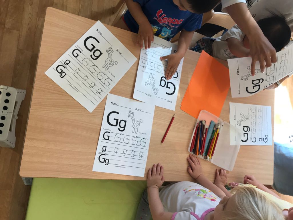 English For Kids From Head To Toe Acorn Valley