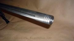 """Shilen 1/10"""" twist stainless steel barrel."""