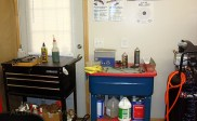 Parts cleaner