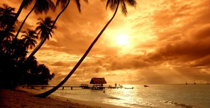 Resultado de imagen de caribe costarricense