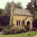 old English Style Cottage