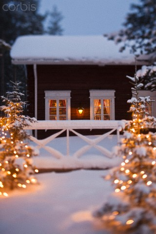 Cottage Christmas