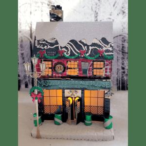 Custom McSorley's Old Ale House