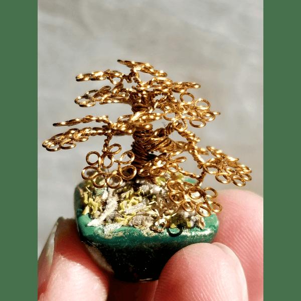 Micro Wire Bonsai Tree S10 image 1 of 6