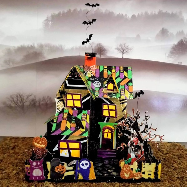 Halloween Farmhouse