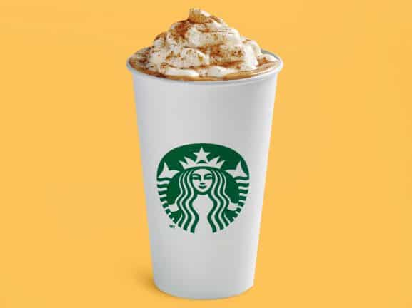 PUBLIC SERVICE ANNOUNCEMENT: THE STARBUCKS PUMPKIN SPICE LATTE IS ROLLING OUT EARLY THIS YEAR