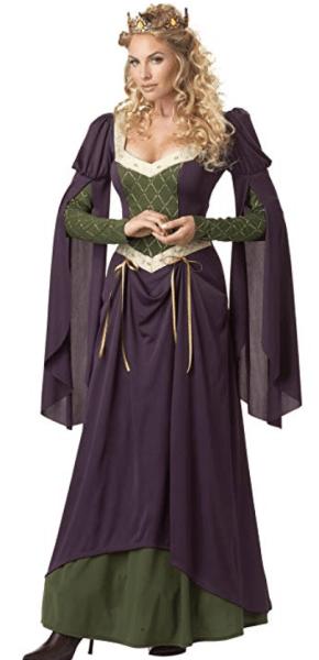 easy last minute disney costume for women on Amazon malificent