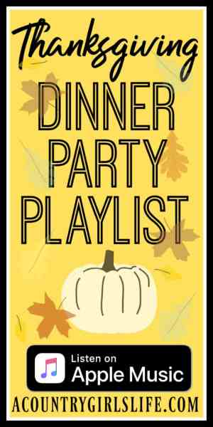 The Ultimate Thanksgiving Dinner Party Music Playlists- Listen Free!