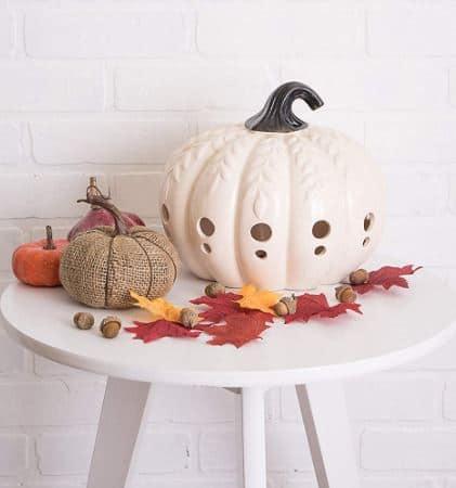 inexpensive thanksgiving decor