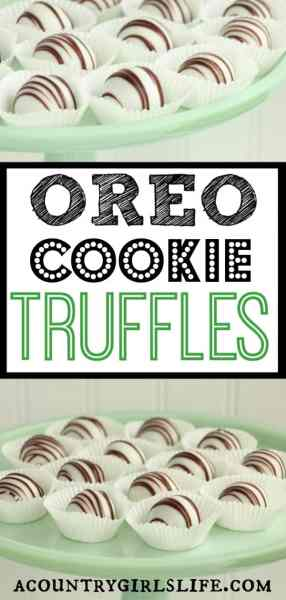 The BEST Recipe for Oreo Cookie Truffles: The NO FAIL Dessert to WIN Every Holiday!
