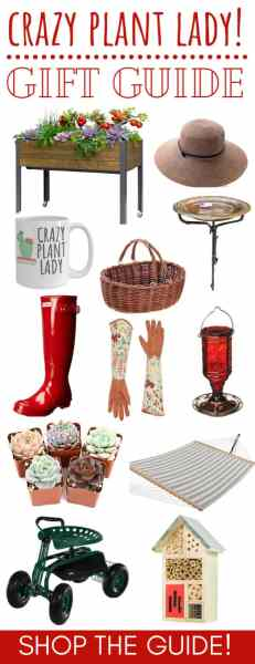 Crazy Plant Lady Gifts: 51 No Fail Gift Ideas for Gardeners of all Ages