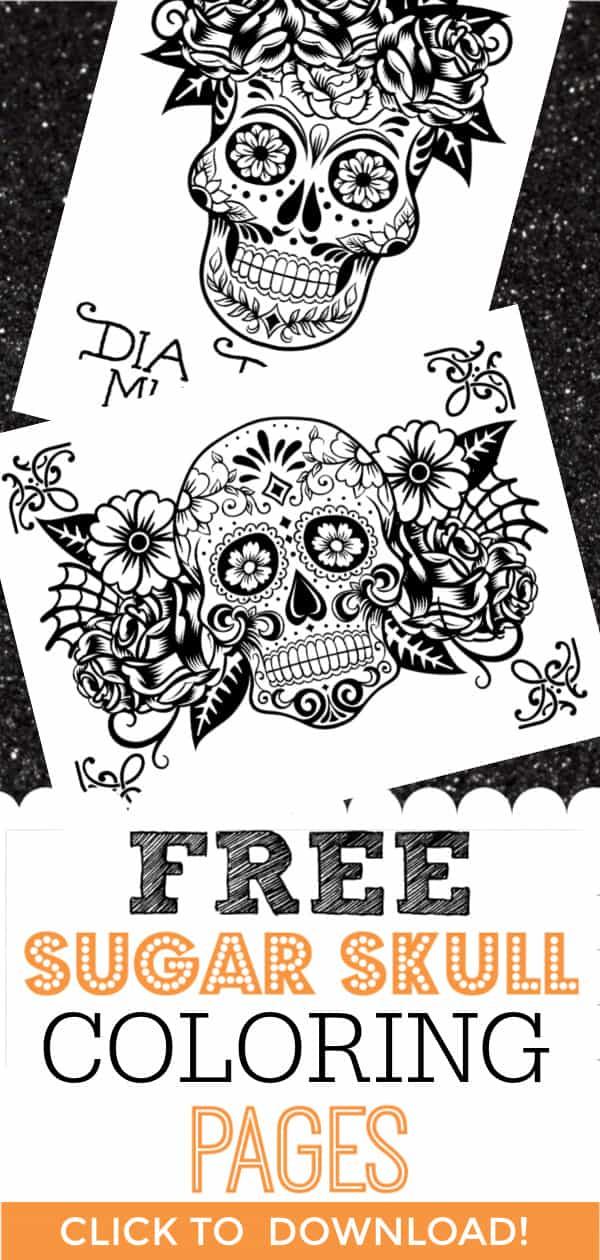 free printable halloween coloring pages for adults, teens and kids easy activity