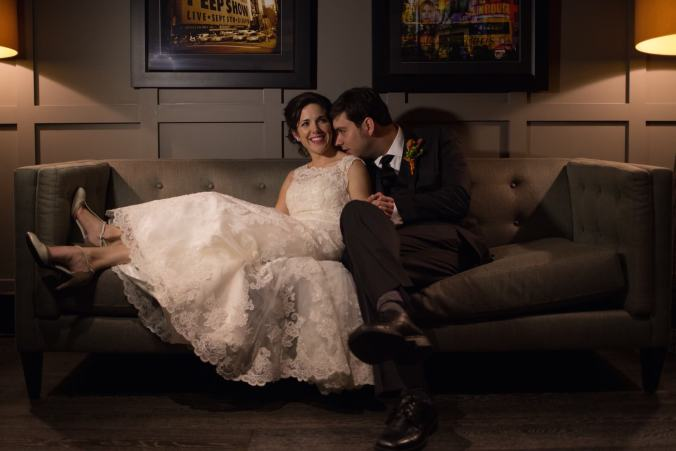Pat and Nicole Wedding Photo