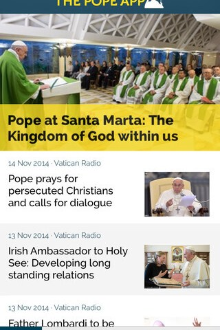 Image: The Pope App