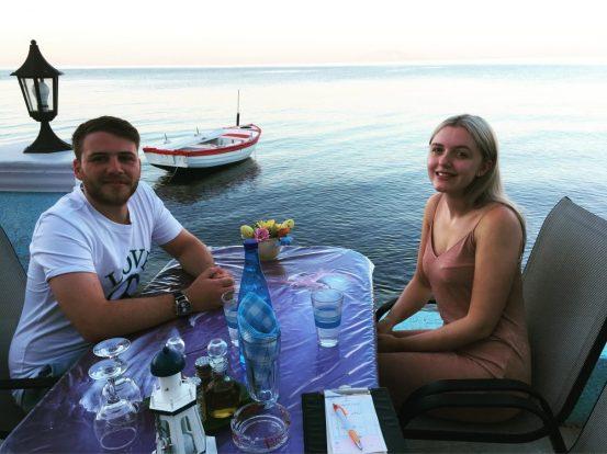 Corfu food
