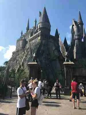 proposal at harry potter world
