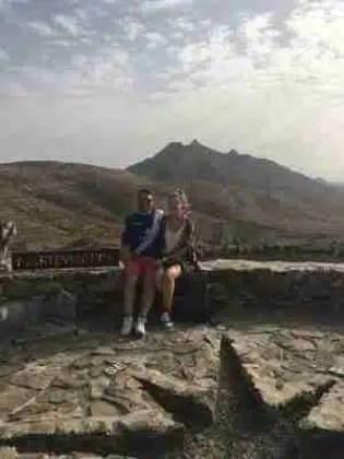 Mirador Morro Velosa mountain