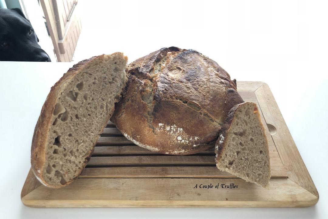 Ekşi Mayalı Alaska Ekmeği