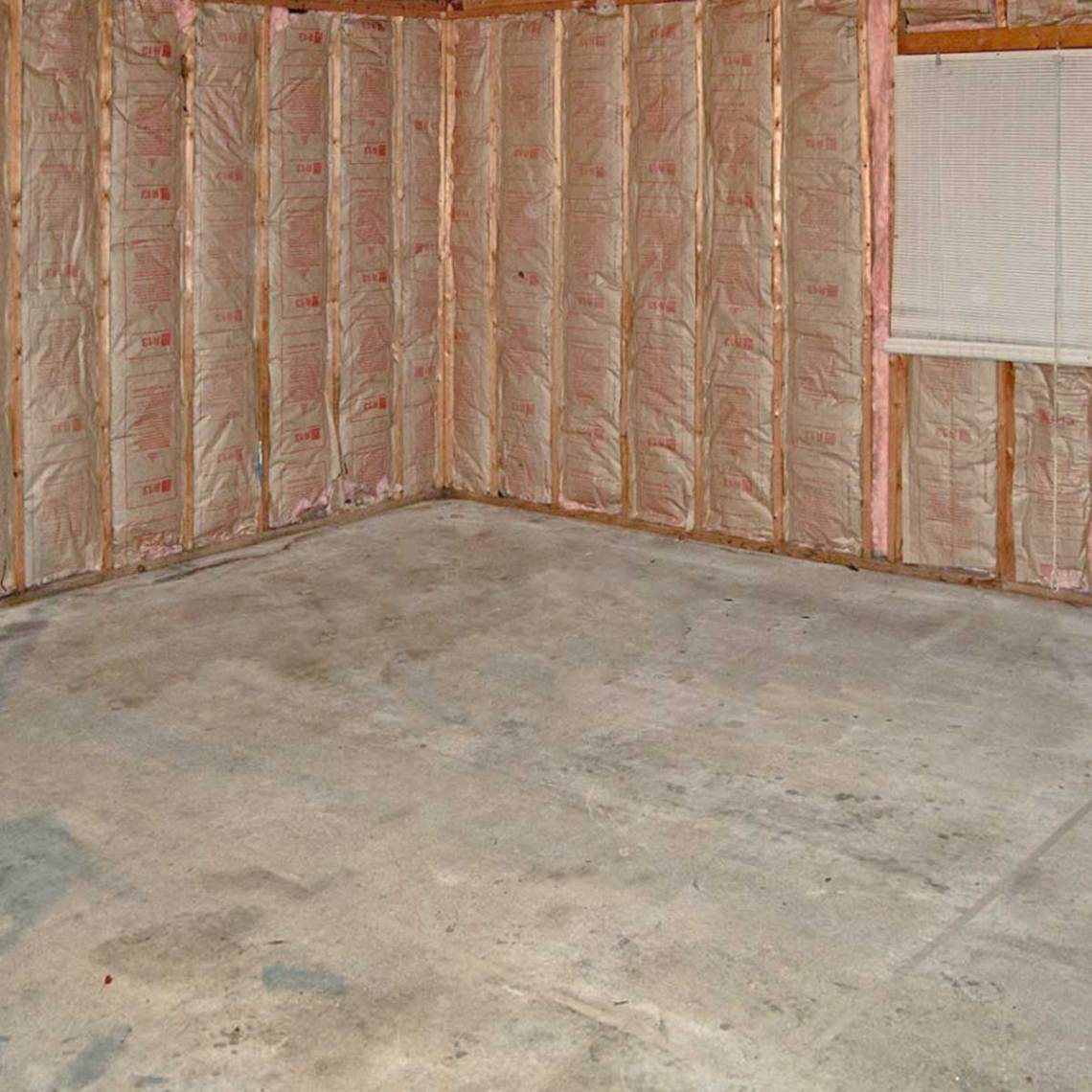 Soundproofing A Garage Be Sure To Insulate The Structure Of The Building This Will Help All To The Overall Stc Rating Of The Structure