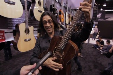 Washburn Guitars NAMM2016