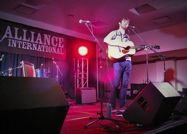 Folk Alliance International, John Craigie