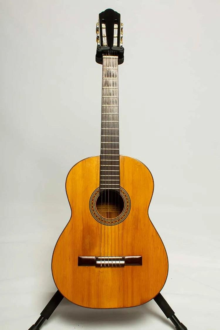 1965 Di Giorgio Serie Artistica Autor No. 3 Nylon-String guitar