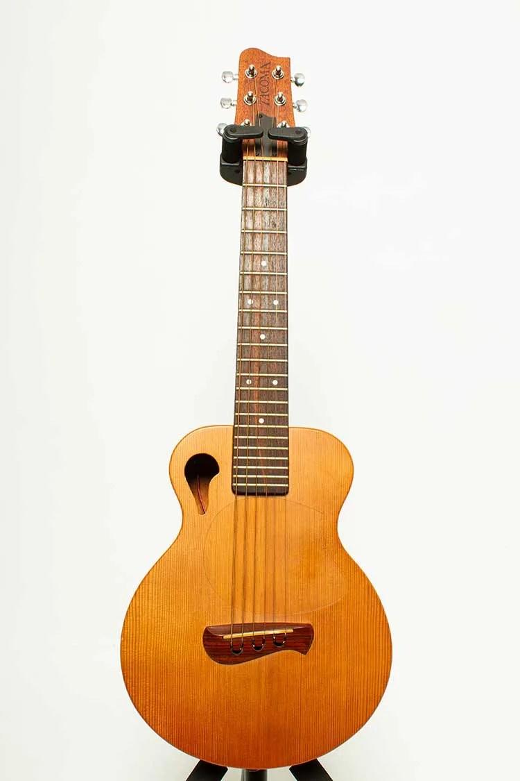 1998 Tacoma Papoose P1E Custom High-Tuned acoustic guitar