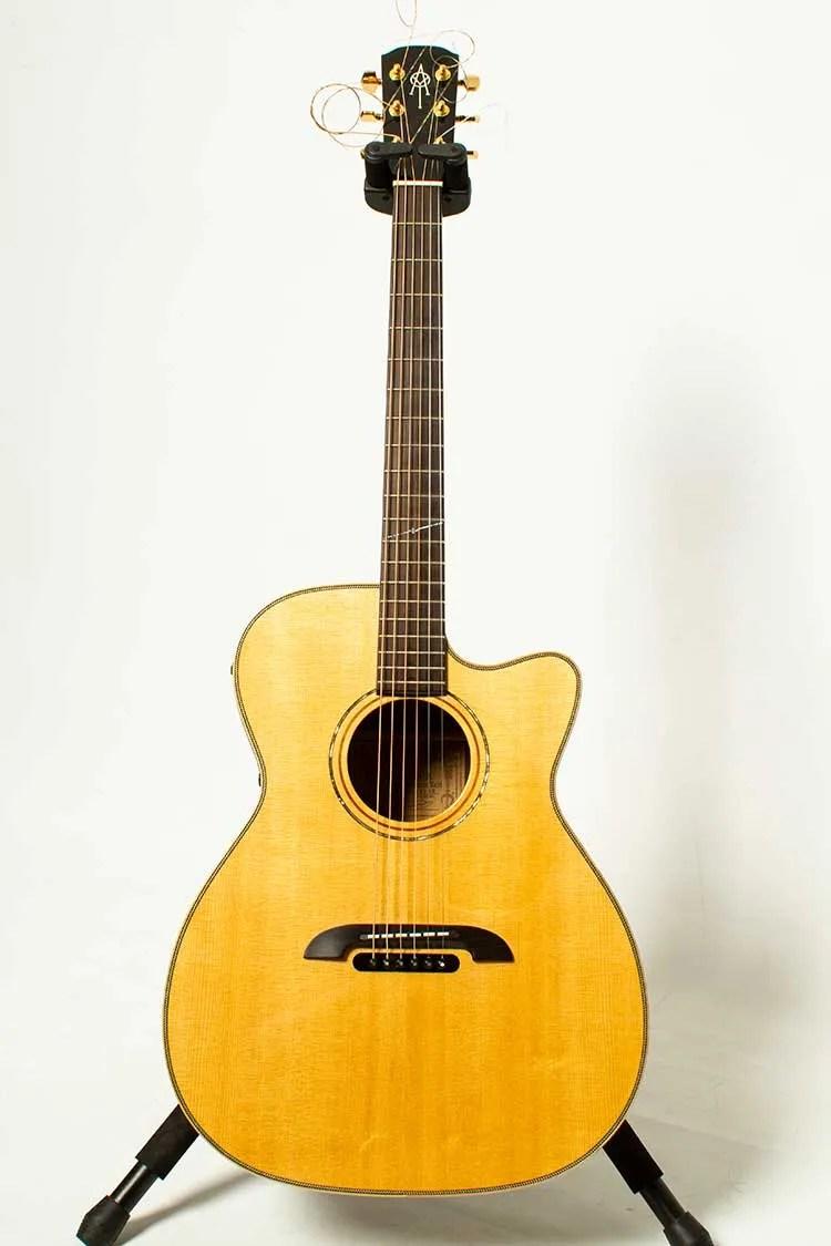 2006 Alvarez-Yairi WY1BR acoustic guitar