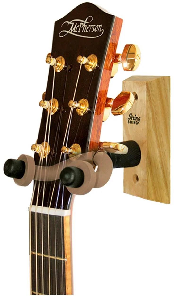String Swing Guitar Keeper wall mount