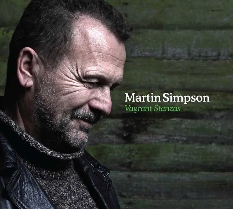 Martin Simpson - Vagrant Stanzas