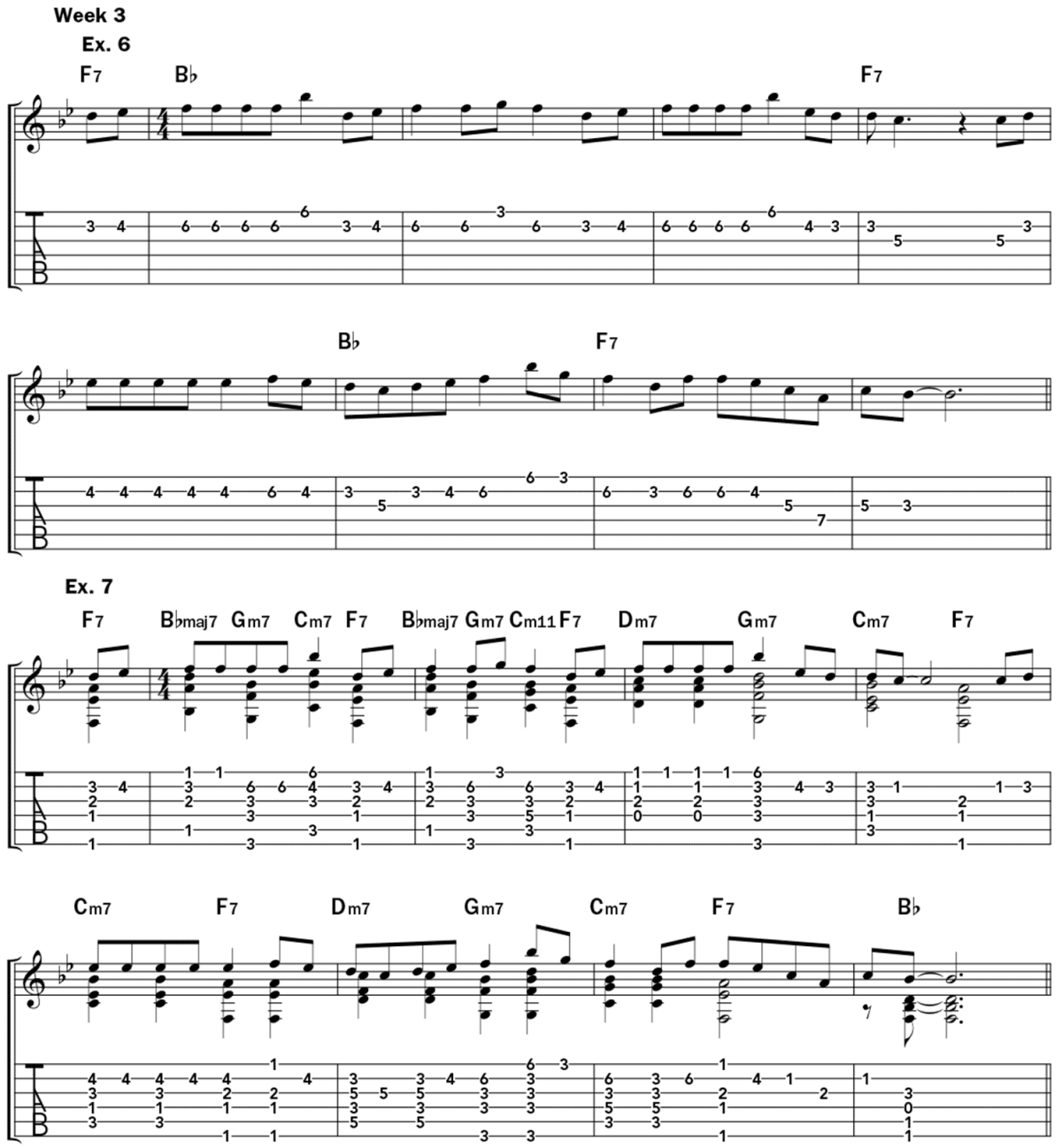 Weekly-Workout-Chord-Melody-3