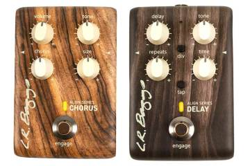 L.r. Baggs Align Series Delay and Chorus