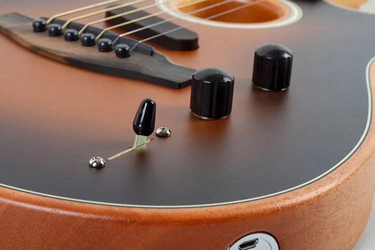 Gear Review: Fender American Acoustasonic Telecaster