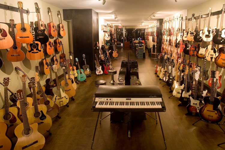 The State of the Independent Music Store – Acoustic Guitar